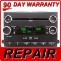 REPAIR YOUR 04 -10 FORD Lincoln Mercury Radio Stereo AM FM Single CD Player