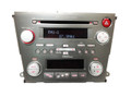07 08 09 SUBARU Legacy Radio 6 Disc Changer MP3/WMA CD Player with climate controls 2007 2008 2009