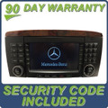 06 07 MERCEDES-BENZ R CLASS Command Radio CD Player LCD Display Screen Monitor A 251 820 07 79