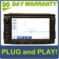 06 07 08 09 10 11 Hyundai AZERA LG NAVIGATION CD MP3 Player XM Radio GREY LAN-8672NH1