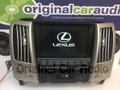 Lexus RX350 Navigation GPS Back-up Camera Display Screen