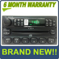 Brand New 98 99 2000 01 02 03 04 05 Ford / Lincoln / Mercury AM FM Radio CD player