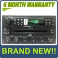 Brand New 98 99 2000 01 02 03 04 05 Ford / Lincoln / Mercury AM FM Radio CD player