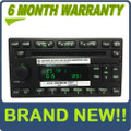 BRAND NEW 1998 - 2007 Ford Lincoln Mercury OEM CD Player Satellite