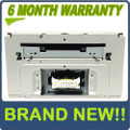 NEW 04 05 Mitsubishi Endeavor Radio Stereo Single CD Player 2004 2005 MN141259
