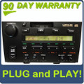 92 93 94 95 96 LEXUS ES300 AM FM Radio Stereo Tape Cassette Player CD Changer Control P6804 1993 1994 1995 1996