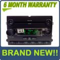 Brand New 06 07 08 09 2010 Ford Explorer Subwoofer Radio MP3 6 Disc CD Changer