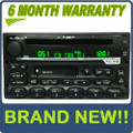 BRAND NEW 98 99 2000 01 02 03 04 05 Ford / Lincoln / Mercury RDS PREMIUM SOUND  Radio CD player