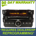 Saturn OEM Radio 6 Disc Changer CD MP3 Player AUX Stereo