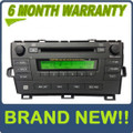 BRAND NEW TOYOTA Prius Radio Stereo 6 Disc Changer CD Player 51882 JBL SAT MP3 2010 2011