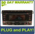 SUBARU FORESTER Radio CD Player MP3 Sat AUX 2009 2010 2011 2012 2013