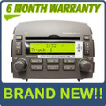 Brand New 06 07 08 Hyundai Sonata OEM Radio 6 Disc MP3 CD Player 96190-0A100QZ GREY