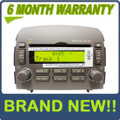 Brand New 06 07 08 HYUNDAI Sonata Radio INFINITY Stereo 6 Disc Changer MP3 CD Player GREY