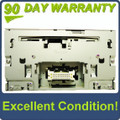 04 05 Mitsubishi Galant Endeavor 6 CD Changer Radio Stereo INFINITY Radio BLOCK  2004 2005 MR570499
