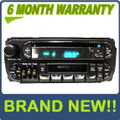 Brand NEW 98 99 00 01 02 03 Jeep Dodge Chrysler Radio Tape and CD Player RAZ