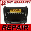 03 04 05 06 07 REPAIR YOUR CADILLAC CTS SRX OEM Radio 6 Disc Changer CD Player REPAIR 2003 2004 2005 2006 2007