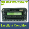 98 99 00 01 02 LEXUS LX470 Radio Tape Cassette Nakamichi Premium Sound Radio 6 CD Changer 16811 1998 1999 2000 2001 2002
