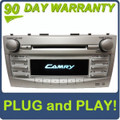 10 11 TOYOTA Camry MP3 AUX Bluetooth Radio CD Player To51887U  , 51887 2010 2011