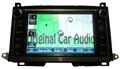 Toyota JBL navigation radio GPS CD player LCD display screen