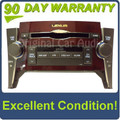 Lexus LS460 Mark Levinson radio 6 disc changer CD player OEM