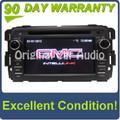 2013 2014 GMC Acadia MyFi Radio Navigation AUX USB MP3 CD Player