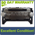 Lexus LS460 stereo radio 6 disc changer Mp3 CD player aux