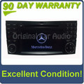 MERCEDES-BENZ Factory (OEM) NAVIGATION DVD CD Player