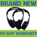 2003 -2012 CADILLAC GM Chevy REAR ENTERTAINMENT HEADSETS HEADPHONES TV DVD 15185392