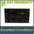 03 04 05 06 KIA Sorento OEM Factory Stereo AM FM Radio CD Player Tape Cassette