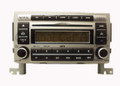 07 08 Hyundai Sante Fe OEM Factory Stereo AM FM Radio 6 Disc Changer CD Player