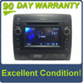 2013 Toyota Tacoma AM FM Radio CD Player Stereo Audio touch screen Bluetooth satellite
