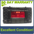 2010 2011 KIA Soul OEM Factory Stereo AM FM XM Radio Bluetooth MP3 CD Player