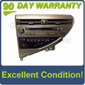 Lexus Rx350 Rx450H OEM factory Stereo Cd Player 86130-0E054