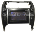 2013 Toyota Camry Touch Screen Radio CD Disc Player P10470