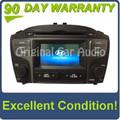 Merged Hy184u 2014 2015 Hyundai Tucson OEM AM FM Radio CD MP3 Player Receiver