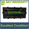 2012-2014 Toyota Prius C CD player AM FM radio OEM 518C1