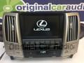 Lexus RX350 navigation back-up camera display screen OEM