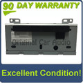 Ford Focus radio receiver AM FM single CD Player MP3 OEM