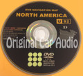 Toyota Lexus Navigation Map DVD 86271-73012 DATA Ver. 10.1 U92