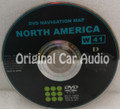 Toyota Lexus Navigation Map DVD 86271-33044 DATA Ver. 04.2 W41