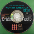Toyota Lexus Navigation Map DVD 86271-33047 DATA Ver. 07.1 U22