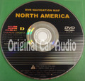 Toyota Lexus Navigation Map DVD 86271-33030 DATA 2001 Ver. 1 D