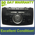 2010 2011 2012 2013 Mazda 3 OEM Radio SAT XM 6 CD CHANGER