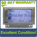 2004 - 2006 Lincoln Navigator Navigation 6 CD Player Radio