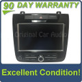2011 2012 2013 2014 Volkswagen Touareg Navigation Display Screen Monitor Control Unit