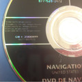 GM Satellite Navigation System CD 2580099