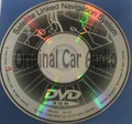 Acura Honda Satellite Navigation System GPS DVD Drive Disc BM510AO Ver. 2.20
