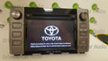 2015 2016 Toyota Tundra HD Radio Touch Screen CD Player 510117