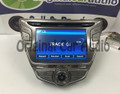 2011 2012 HYUNDAI Elantra Factory (OEM) Navigation XM Radio MP3 and CD Player