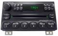 2001 - 2005 Ford Mercury Mustang Aviator OEM CD Player MP3 Radio 2R3T-18C815-JA , 2R3T-18C815-JB , 2R3T-18C815-JC, 3R3T-18C815-BA